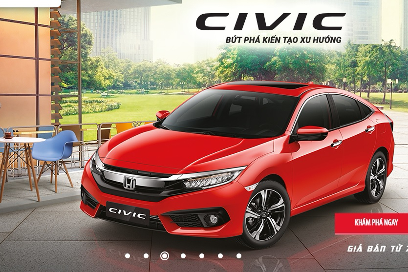 Honda Civic 1.5G